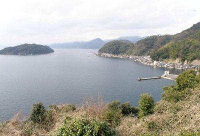京都府北部の海岸