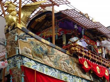 2019年7月16日 祇園祭船鉾