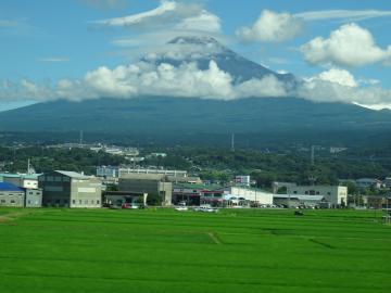 2019年7月26日撮影 富士山