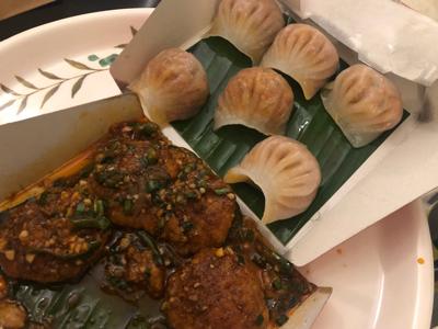 Tod Mun Pla Thai Fish Cake & Chicken Aromantic Dim Sum