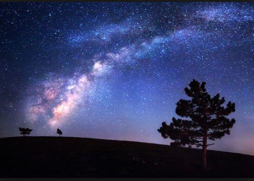 七夕の銀河
