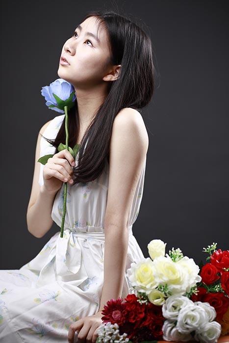 香奈恵:ブルーローズ3
