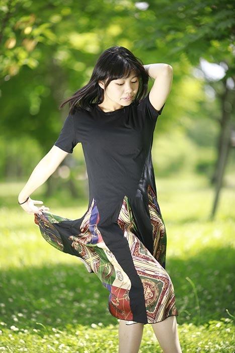 夏葉:ダンス8