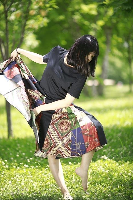 夏葉:ダンス2