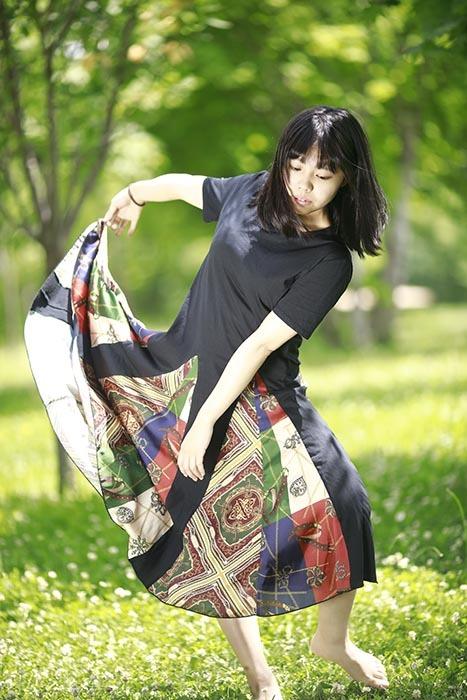 夏葉:ダンス3