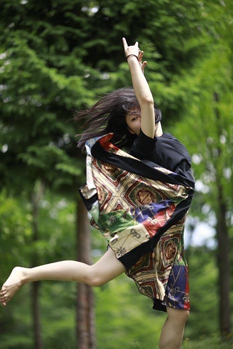 夏葉:ダンス10