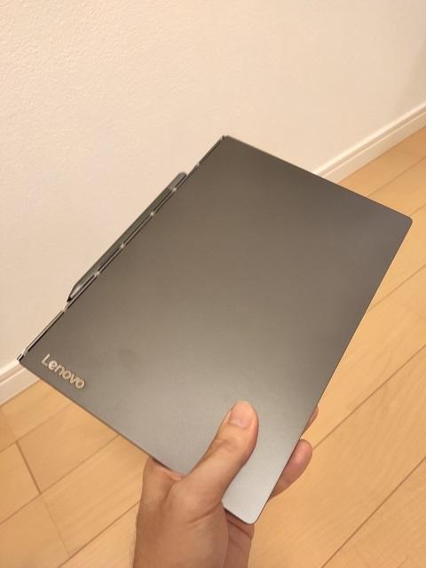 「Yoga Book C930」と「プリサイスペン」をセット