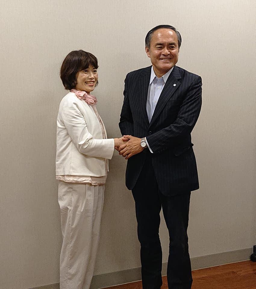【2019参院選勝利‼️総決起集会】-2
