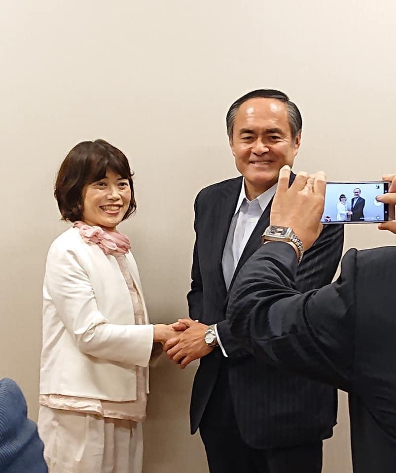 【2019参院選勝利‼️総決起集会】-3