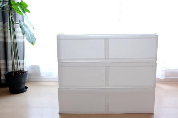 IKEA・SKUBB収納ケース・69x55x19cm①