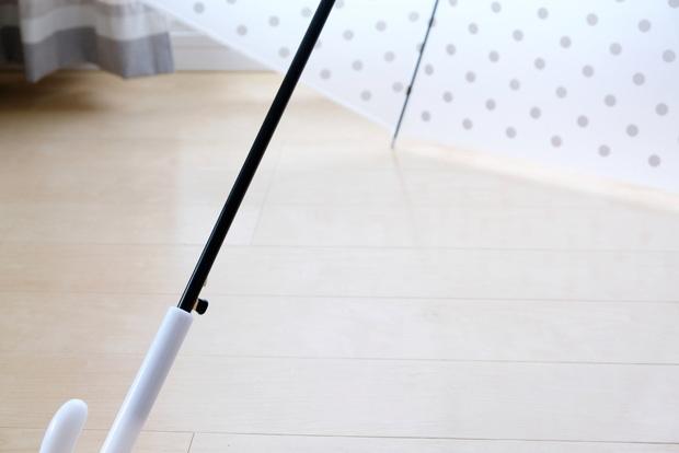 ダイソー・EVA傘 (ドット、60cm)④