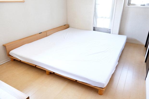RAKURA・セミダブル・マットレス・寝室・ベッド④