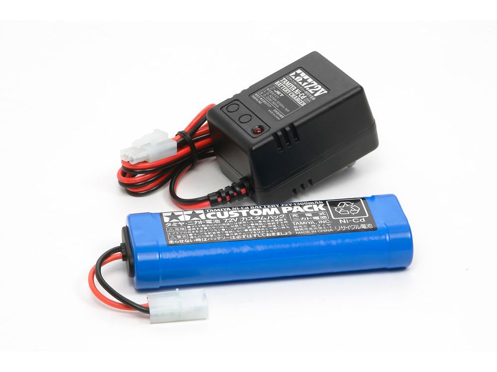 バッテリーと充電器シリーズ No87