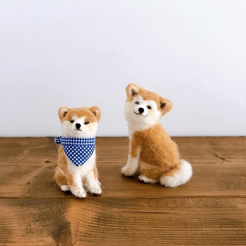 s-リアル秋田犬