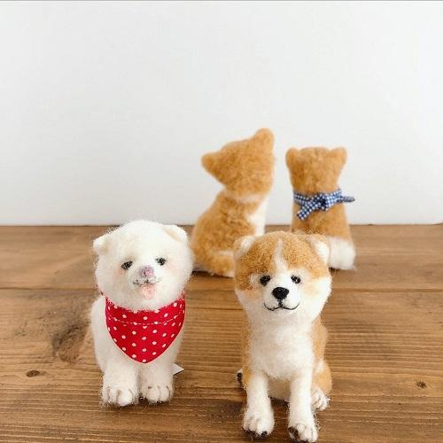 s-リアル秋田犬-3