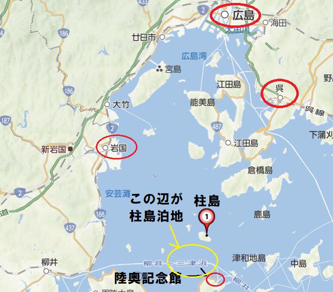 柱島周辺地図b