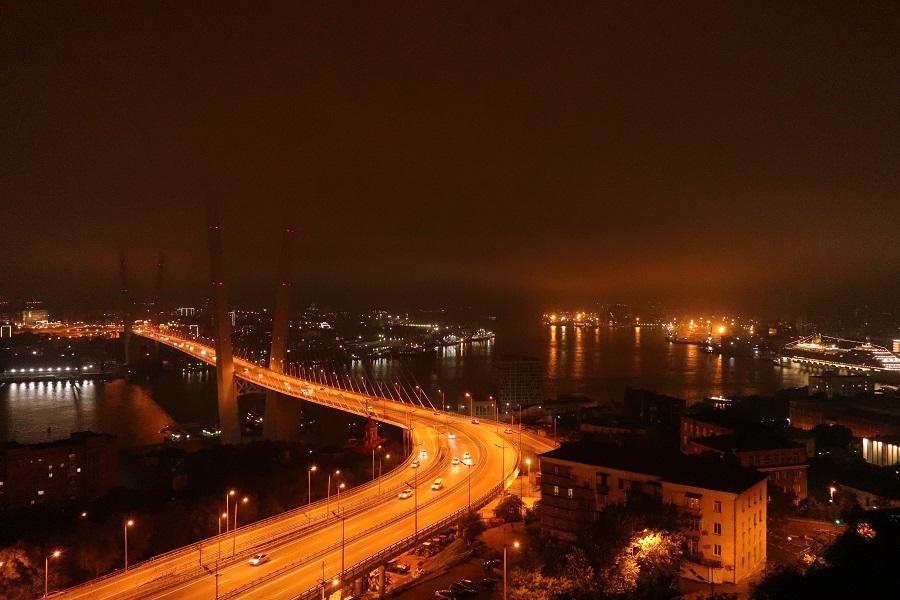 ウラジオストック港1