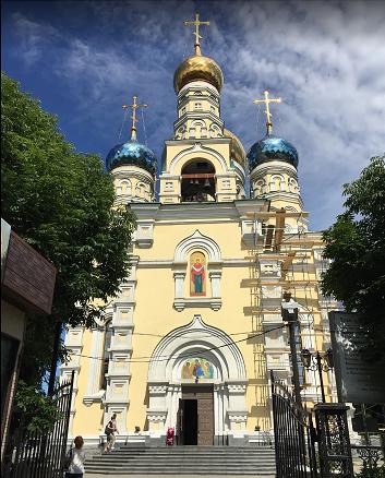 パクロフスキー教会b