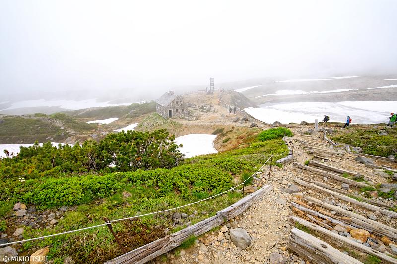 絶景探しの旅 - 1019 霧に包まれる旭岳遊歩道 (北海道 東川町)