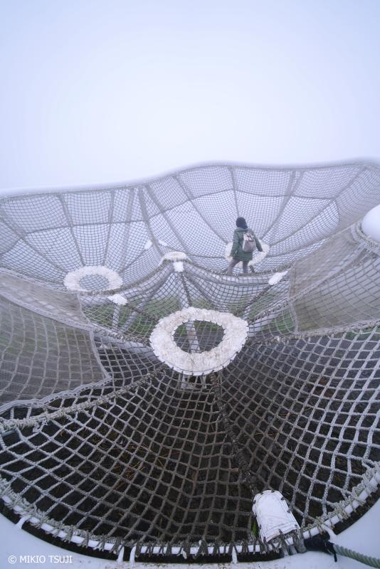 絶景探しの旅 - 1024 霧の中のクラウドプール (北海道 占冠村)