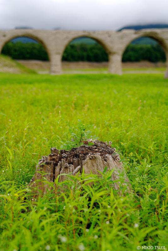絶景探しの旅 - 1040 薄れ行く記憶 (タウシュベツ川橋梁/北海道 上士幌町)