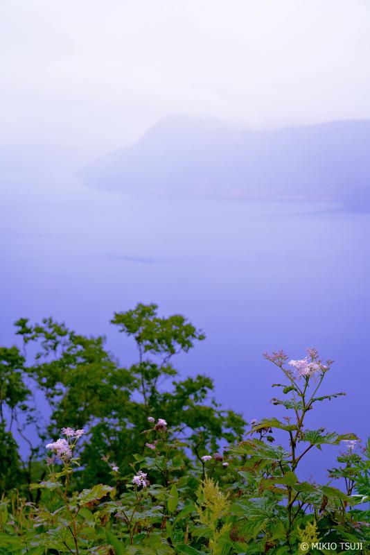 絶景探しの旅 - 1054 霧の摩周湖 (摩周第一展望台 北海道 弟子屈町)