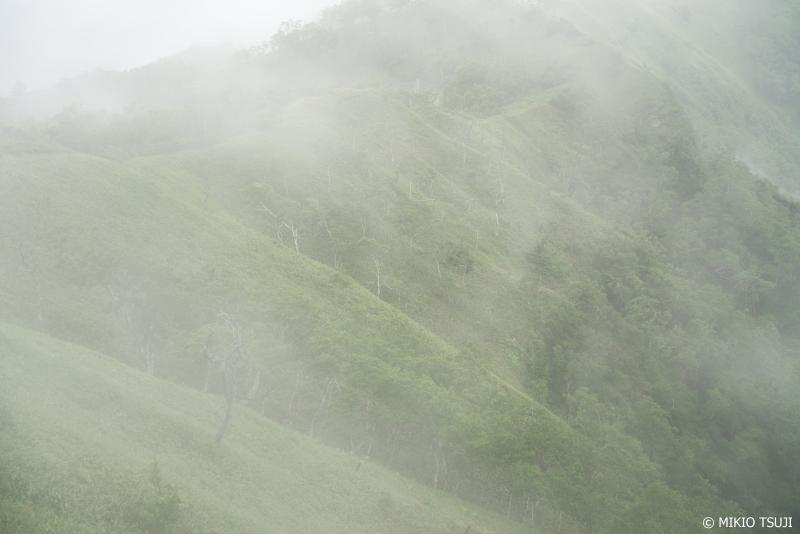 絶景探しの旅 - 1057 吹き上げる霧 (摩周第三展望台/北海道 弟子屈町)