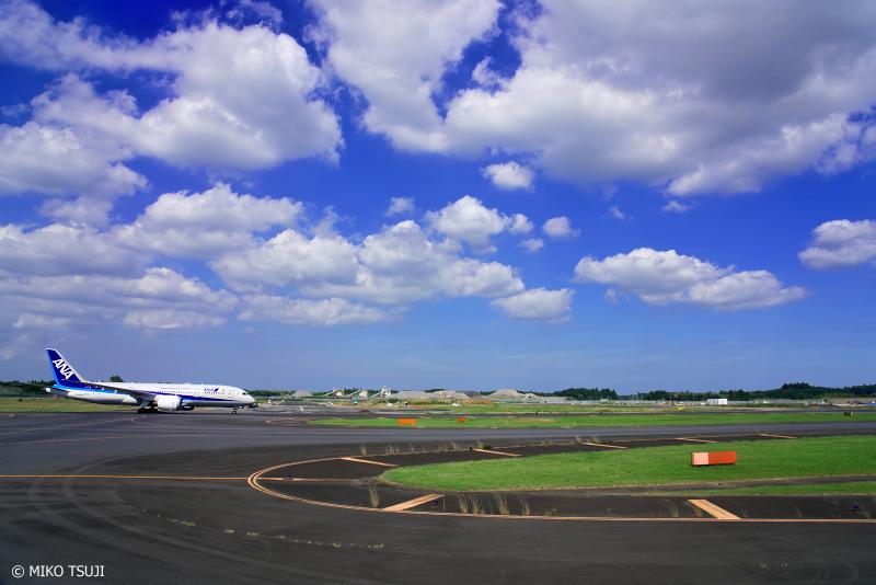 絶景探しの旅 - 1063 夏休みの始まりの1ページ (成田空港)