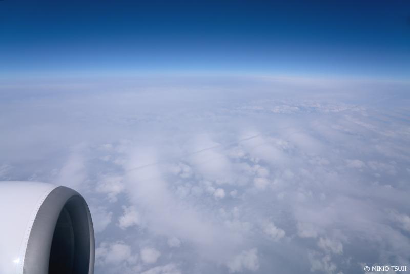 絶景探しの旅 - 1072 柔らかな雲の上を飛ぶ (静岡県上空)